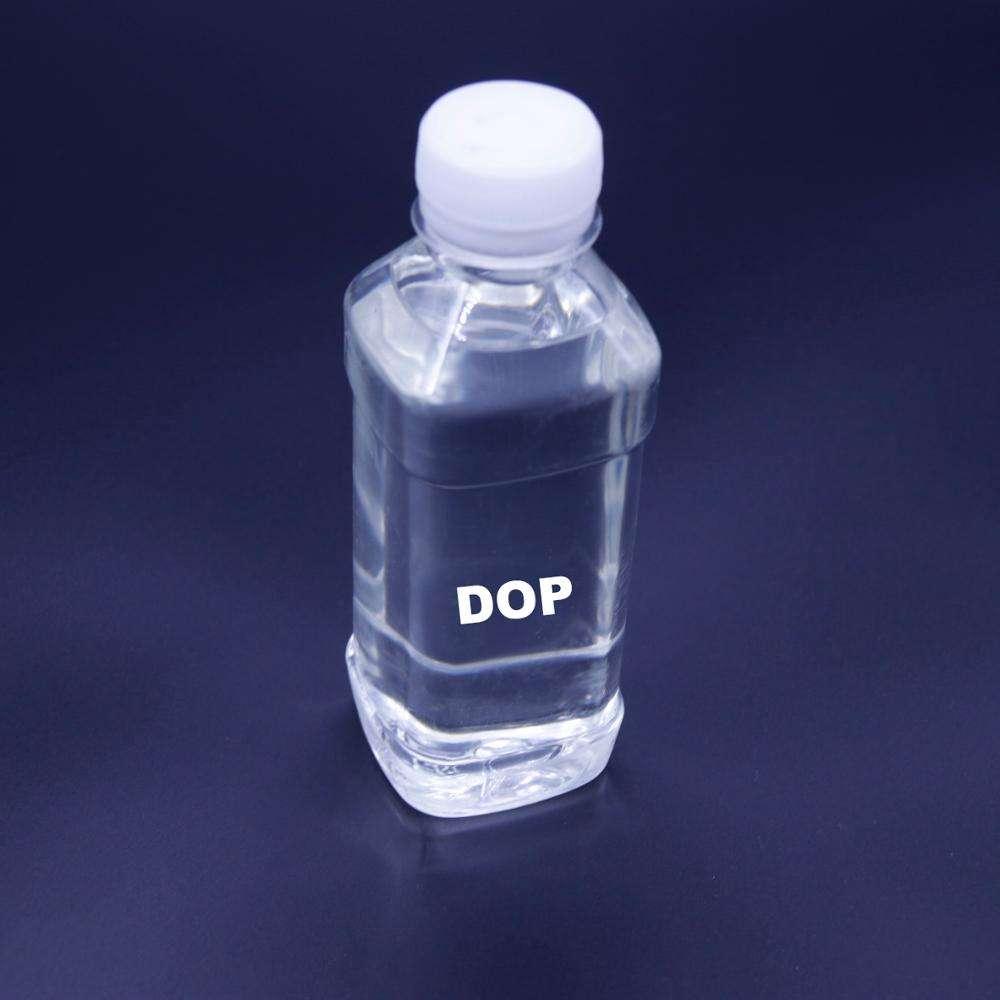 Haute qualité <span class=keywords><strong>Plastifiant</strong></span> Commun De Prix Inférieur De Dioctyle Phtalate DOP Remplacement Pour PVC