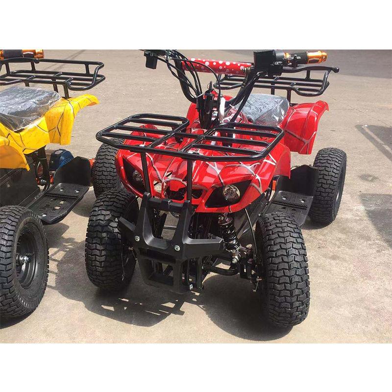 49cc 2 Thì Mini Atv Quad, Trẻ Em Gas Powered Atv 50cc