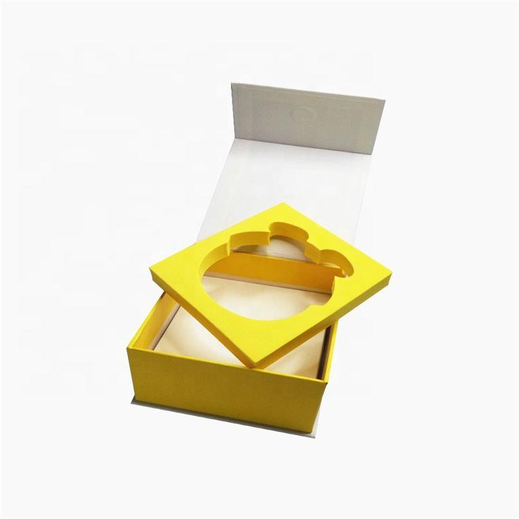 Драгоценный подарок чайное платье кошелек упаковочная коробка с укрепленными бортами коробка подарка упаковывая