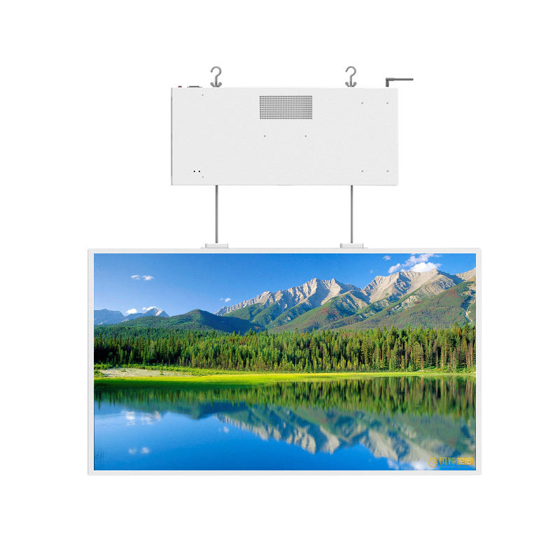 LCD digital signage model with 1500nits brightness and slim thickness design