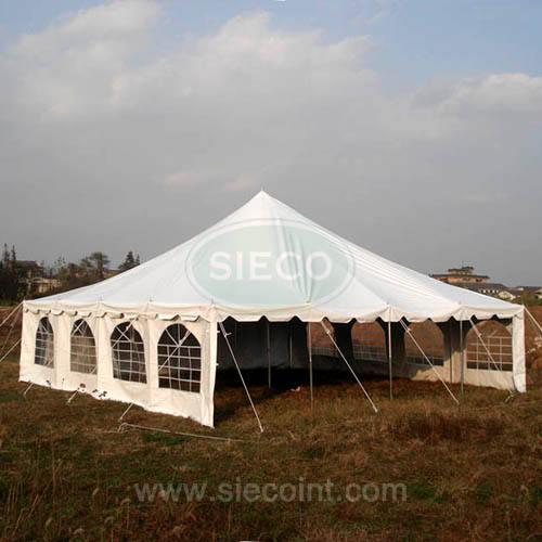 Buena calidad gigantes cubierta al aire libre tiendas cúpula tienda de la boda