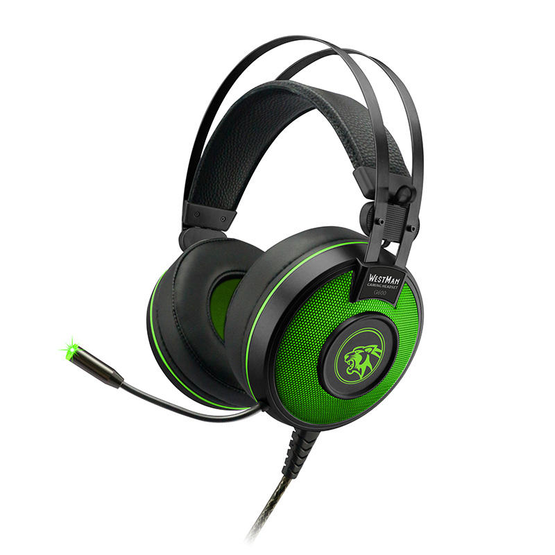 Vv. Hunter G600 Hot Selling Lichtgewicht Ontwerp 3.5Mm Gamer Hoofdtelefoon G600 Gaming Headset
