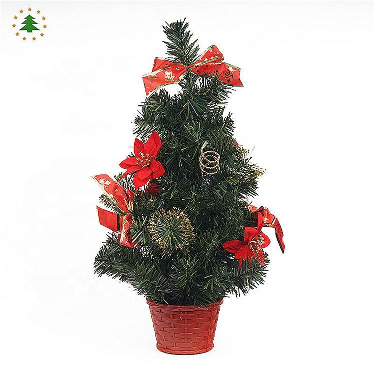 Китайский заказ JINTAI 50 см маленькая настольная Рождественская елка для вечеринки