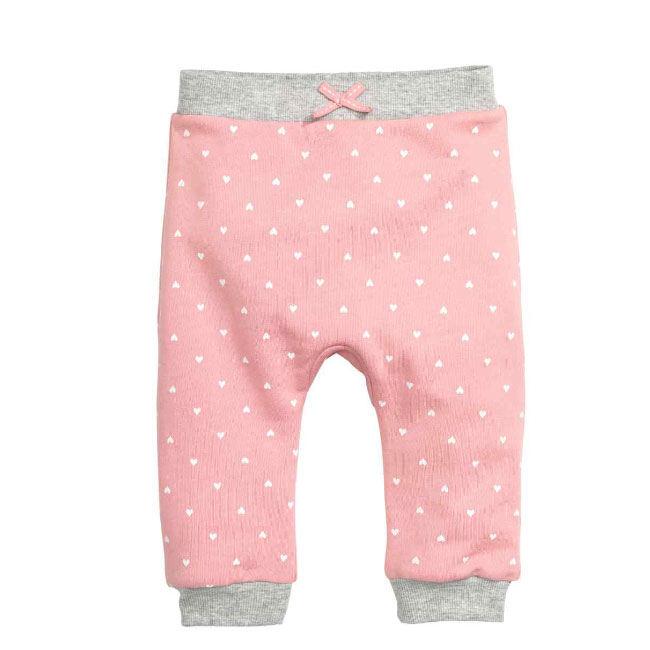 Оптовая продажа, штаны для новорожденных, штаны для маленьких девочек с широким поясом и принтом на заказ