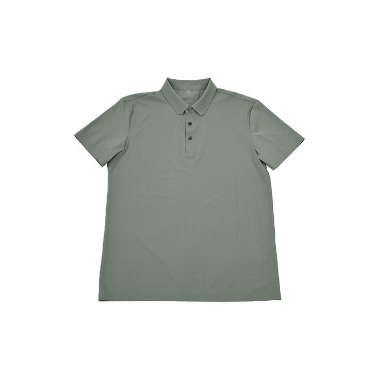 personalizado en blanco liso luz verde para hombre Camiseta <span class=keywords><strong>de</strong></span> seda <span class=keywords><strong>de</strong></span> leche Polo T camisas para hombres elegante