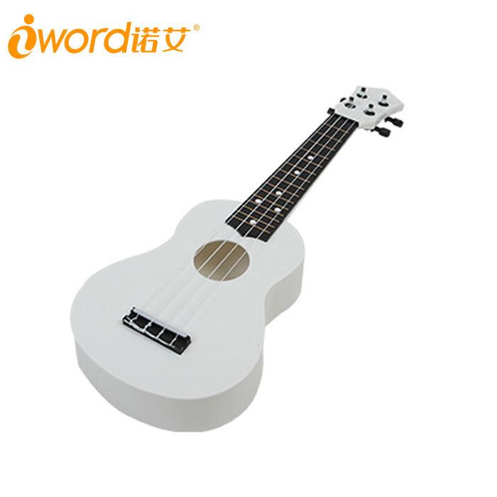 21 polegada ukulele 8 cordas guitarra clássica pick