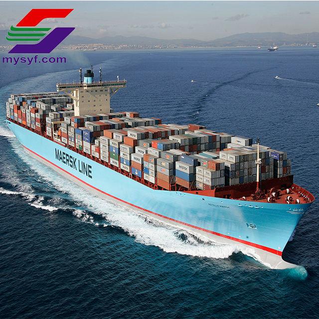 <span class=keywords><strong>Vuelos</strong></span> internacionales 20GP 40GP 40HQ mar agencia de servicios de envío de China de Shenzhen a Malasia
