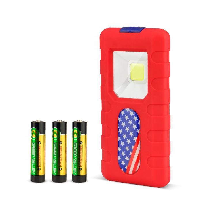 Battery Powered Cầm Tay LED Túi Xách Tay Led Á<span class=keywords><strong>nh</strong></span> Sáng Làm Việc Cho Khuyến Mãi