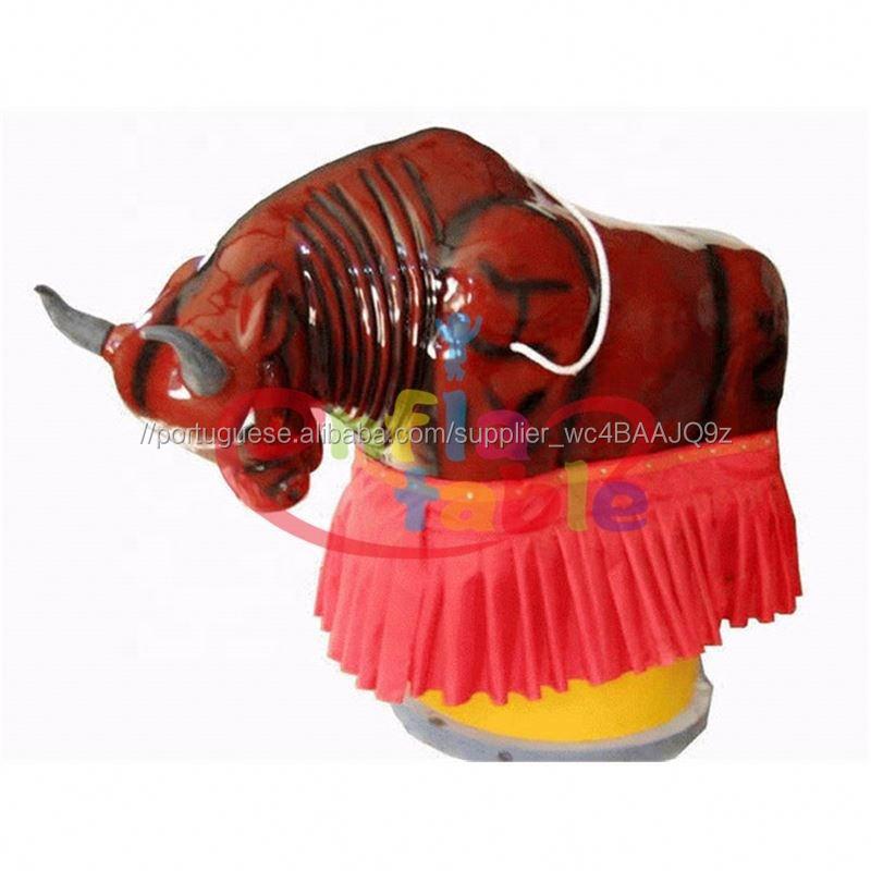 Jogos de Desporto ao ar livre jogos de carnaval inflável touro <span class=keywords><strong>mecânico</strong></span> rodeio