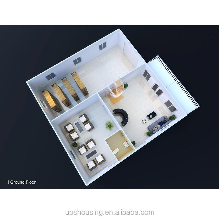 新技術デザイン学校ホームオフィス建設プロジェクトのためのアメリカ市場