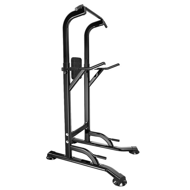 Fitness Torre Multi-función tirar barra Horizontal Marco de brazo de flexión y estiramiento soporte Pull-Up cross-fit