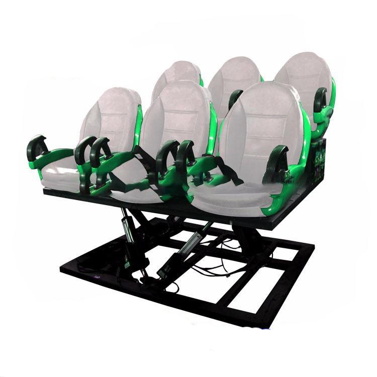 Venta caliente 5d cine 5d teatro móvil 3D 4d 5d 6d 7d 8d 9d 10d 11d 12d cine, interactivo