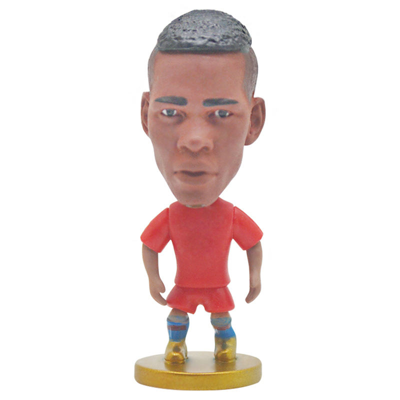 2020 Soccer Player Lovely Action Figure Dolls Club Football Star Toys