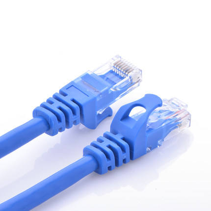 Manufactural RJ45 patch cord cat5e cat6 ethernet cable