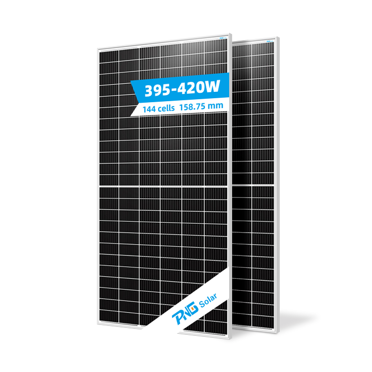 PNG Hot Sell Half Cell PV Module 400W 410W Sharp Solar Panel PERC