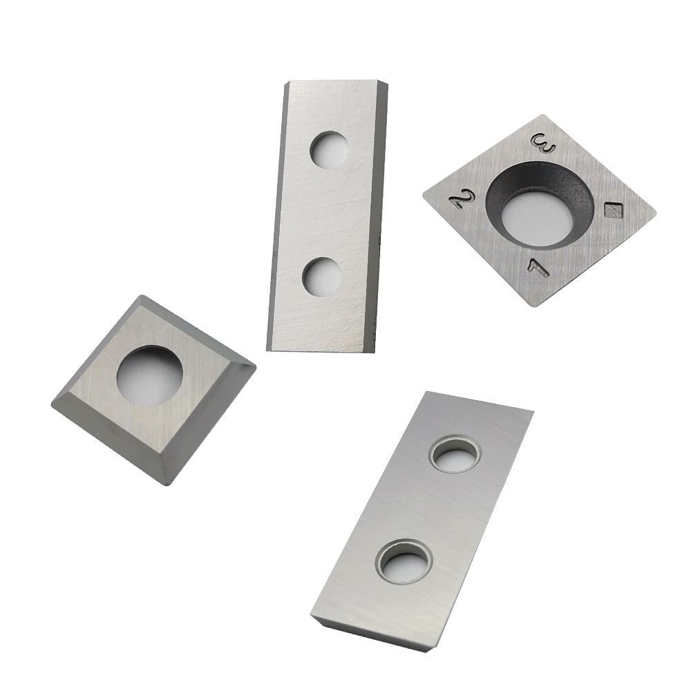 In metallo duro lame per elicoidale pialla Convertibile coltelli a Lama per la lavorazione del legno molder inserto in <span class=keywords><strong>carburo</strong></span> <span class=keywords><strong>di</strong></span> tungsteno cutter