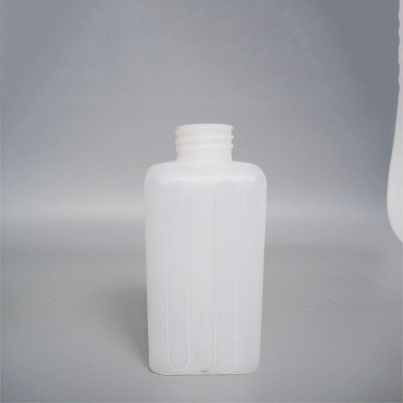 28 la boca de plástico de HDPE resina encimera xi shou ye qi de baño 250ML de desinfectante de manos botella de ácido