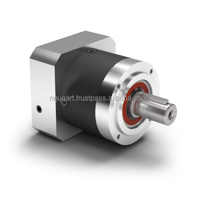 Economy Planetary Gearbox with Output Shaft - Spur gear - Torsional backlash 6-22 arcmin - PLE NEUGART