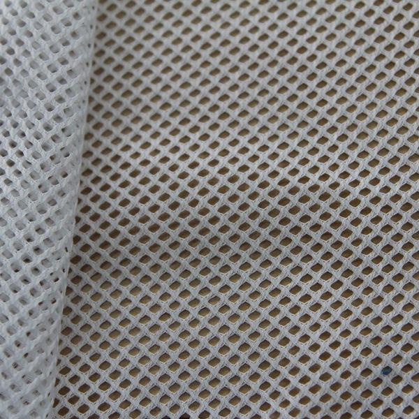 100 poliéster tricot mash para tela de tapicería de asiento de coche de mash de la tela