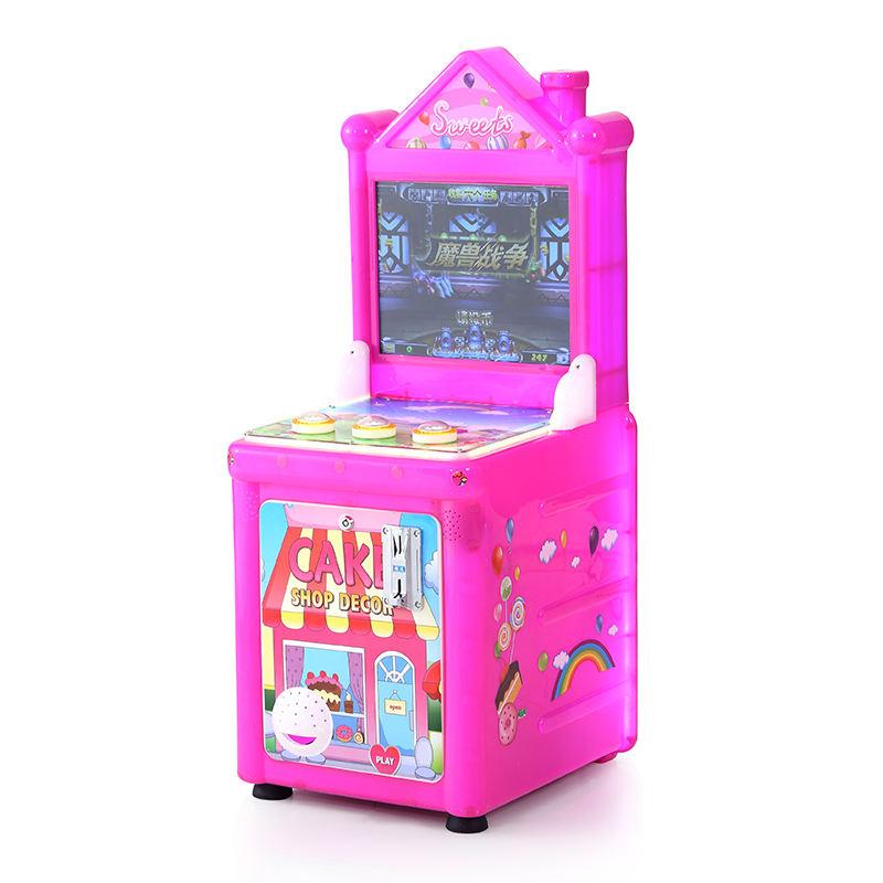 LYER6207 машина для приготовления пирожных, автоматы для аркадных <span class=keywords><strong>видео</strong></span>игр, новый дизайн, аркадная игра на складе