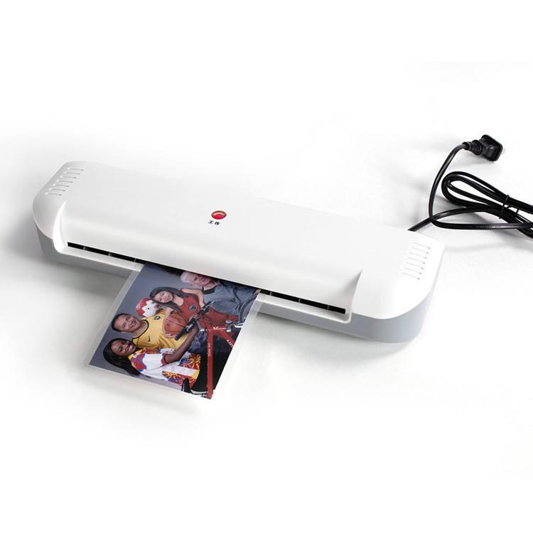 pequeño laminador eléctrico de rollo caliente 230MM máquina laminadora de plástico tamaño a4 plastificadora pre