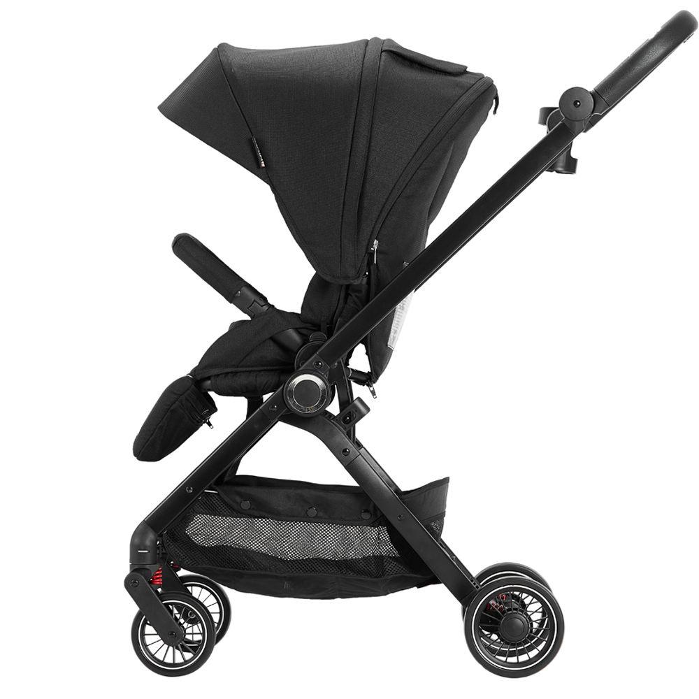 Portátil de alta calidad plegable mamá caliente cochecito de niño y bebé cochecito para niños pequeños