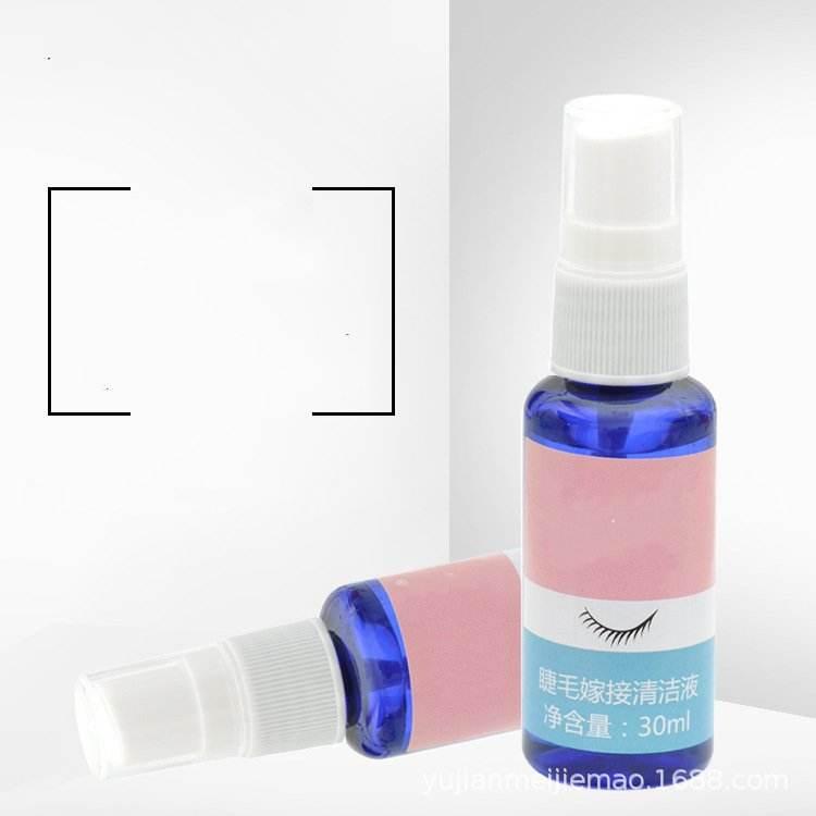 Beste wahl produkte großhandel Schaum Reiniger shampoo für wimpern extensions
