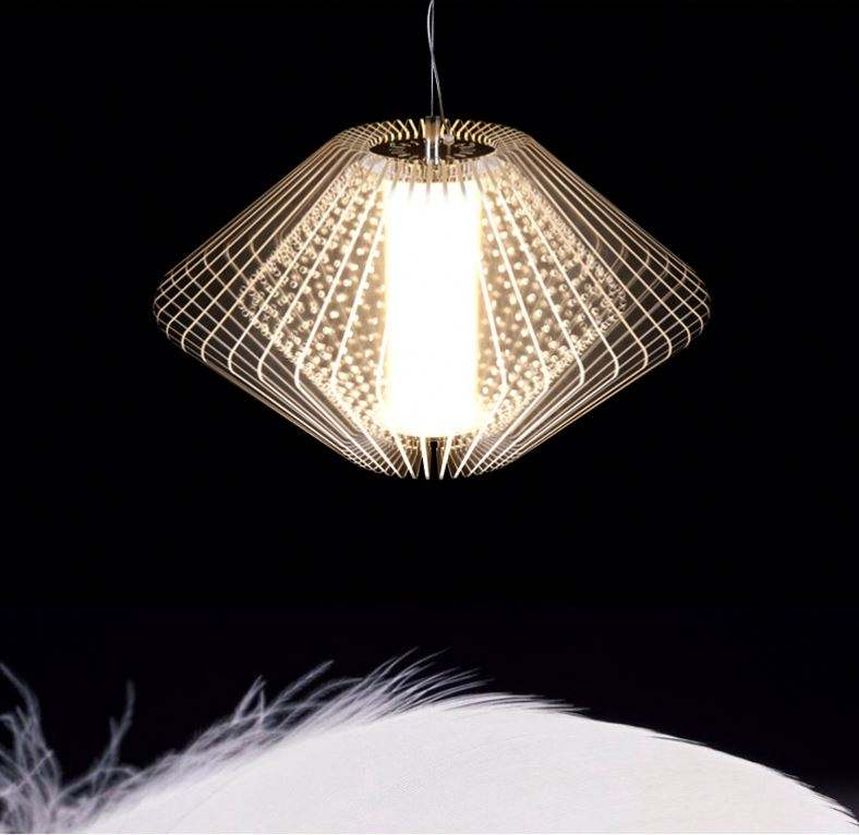 ISO9001 Certifié Chaude Moderne Éclairage de plafond lampe à longue durée de vie