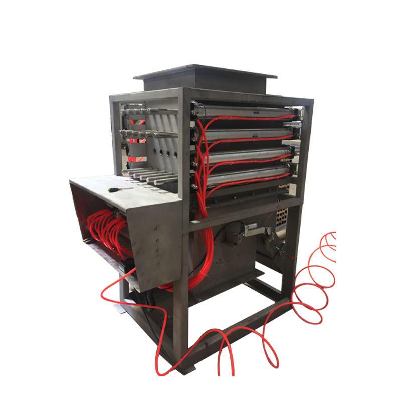 صهر التلقائي الحديد إزالة مرشح مغناطيسي شريط المغناطيس