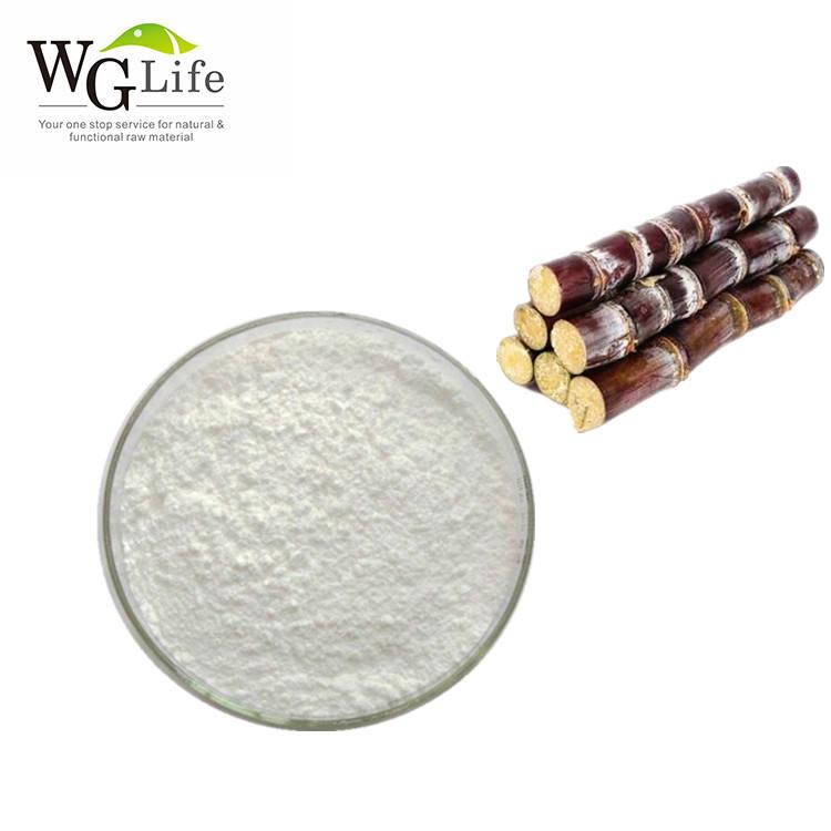 (90-98% поликосанол, 60% октакосанол) сахарный тростниковый сок, меласса, экстракт порошка из кубинского сахарного тростника