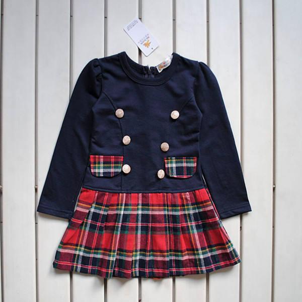 Мини-юбки в клетку School Girl