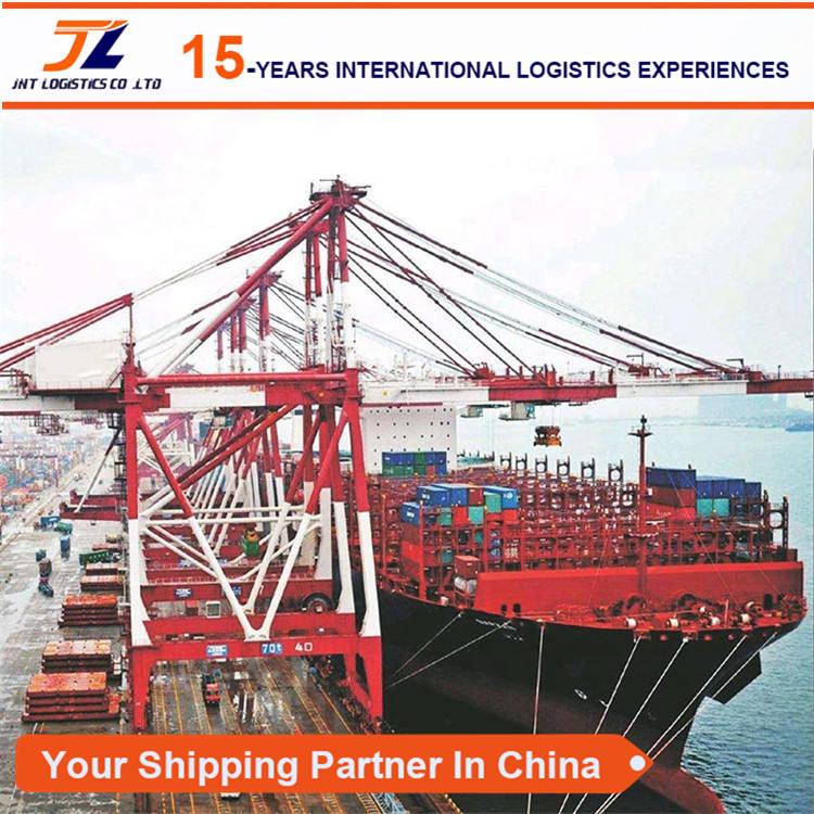 البحر الشحن من الصين إلى ديربان ، جوهانسبرغ ، كيب تاون جنوب أفريقيا