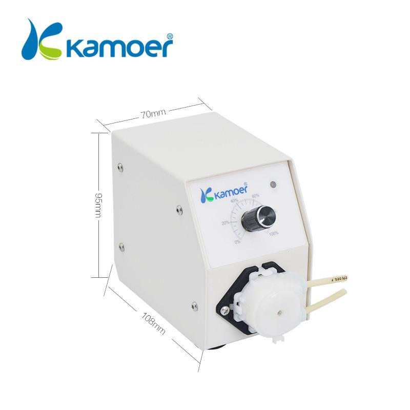 Kamoer KCP плюс передача чернил легкий вес интеллектуальный насос машина для научно-исследовательских институтов