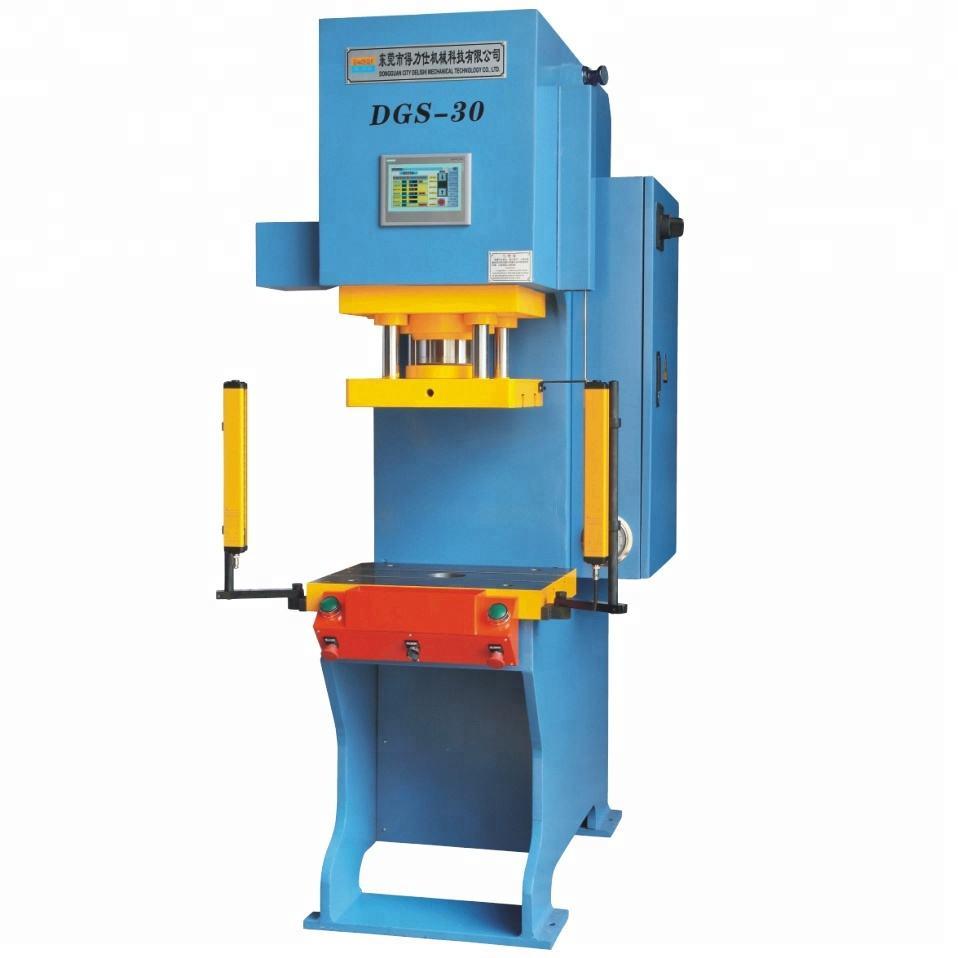 Parti di stampaggio stampaggio superficiale di disegno del metallo robot cnc servo drive 250 c pressa idraulica