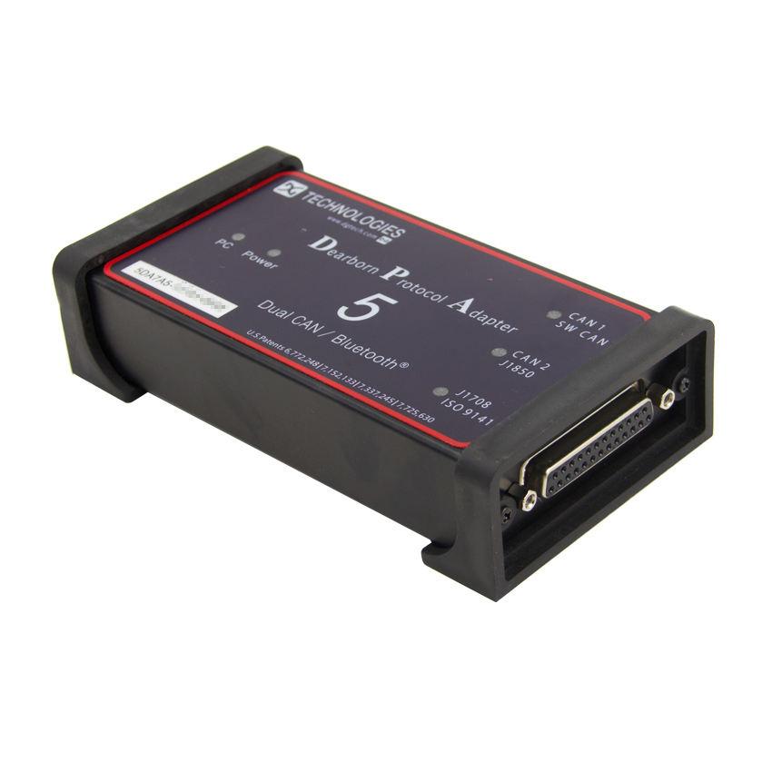 Proferssinal 트럭 스캐너 Dearborn 프로토콜 어댑터 5 USB