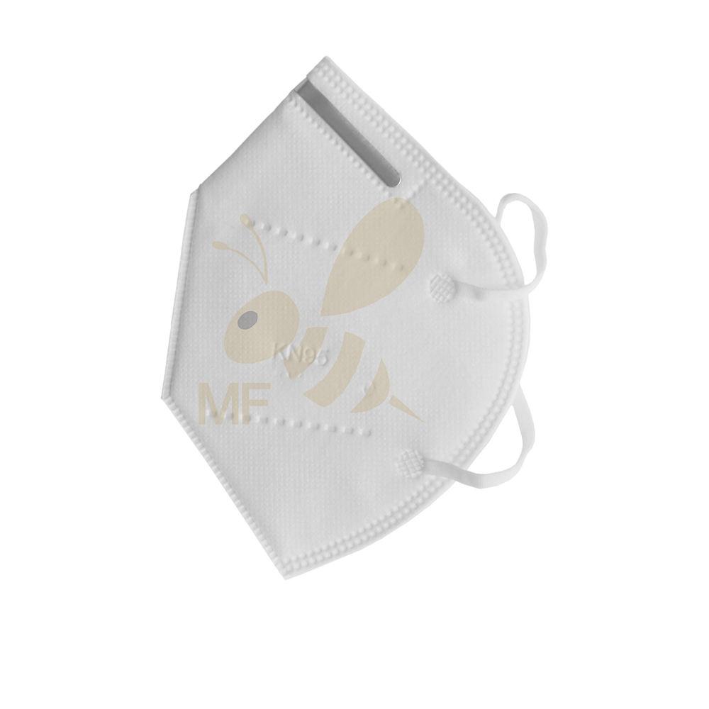 Anti virus gesicht n95 maske Filter staub atemschutz einweg 3ply niosh FFP2 Staub Atem N95 Gesicht Mund Masken