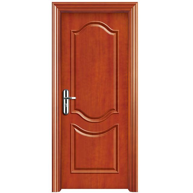 HS-QD78 exterior desenho frontal no líbano em madeira maciça porta de madeira de teca