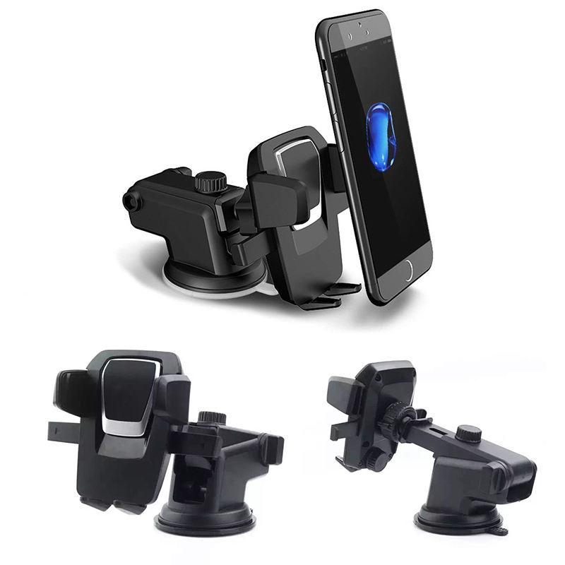 360 الدورية قابل للتعديل حامل سيارة يناسب جميع الأنواع حامل هاتف ملحقات الهاتف المحمول آيفون لسامسونج