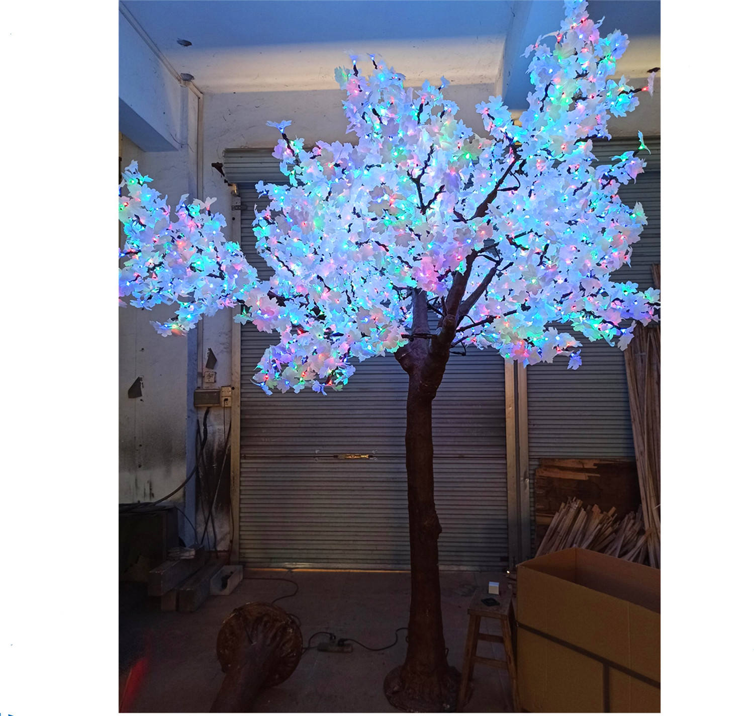 YAYE 18 Best Sell CE/Rohs LED防水人工点灯カエデためChristmas/HolidayとDecoration 2 Years Warranty