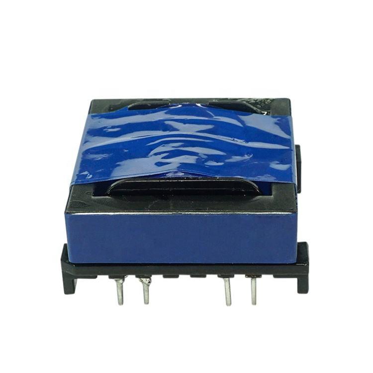 Инверторный трансформатор производит горизонтальные efd40