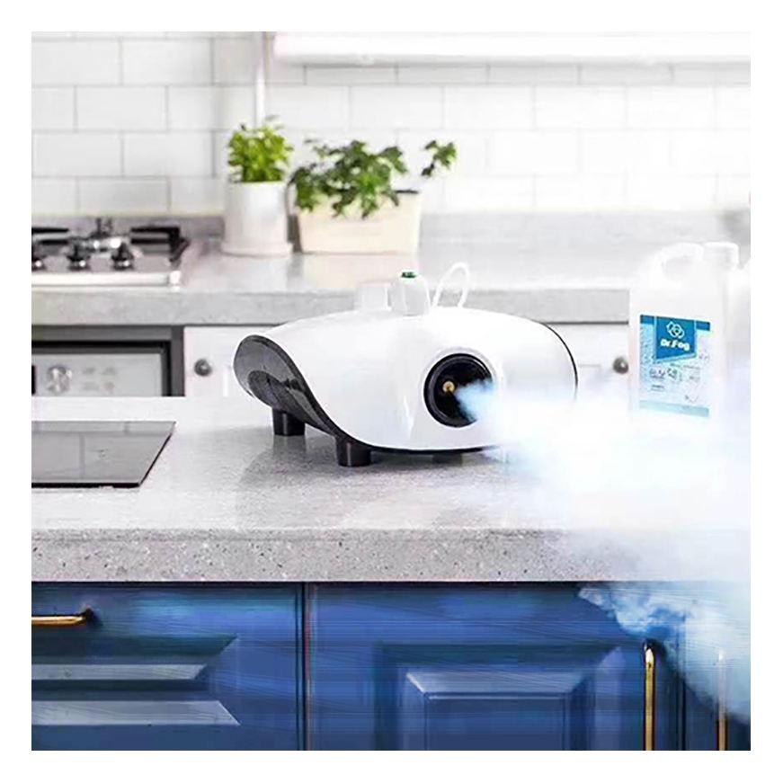Sterilizzatore Uccidere il Virus Rimuovere Odore Particolare Macchina Della Nebbia 1500W Buon Uso Per Camera Car Ufficio