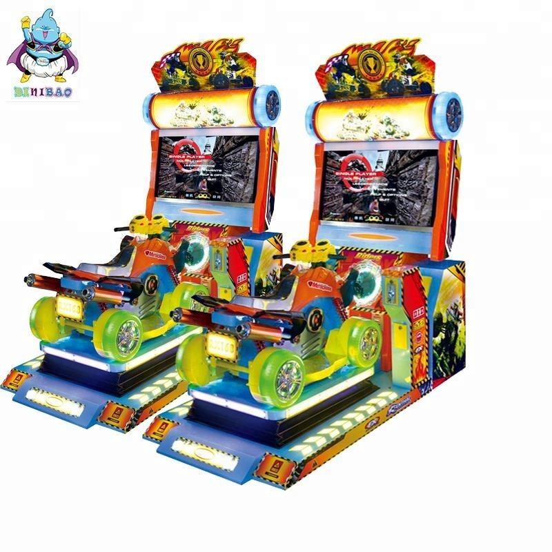 2020 новый дизайн симулятор Аркады Crazy Four Wheel гоночный автомобиль игровой автомат <span class=keywords><strong>видео</strong></span> Вождение машина