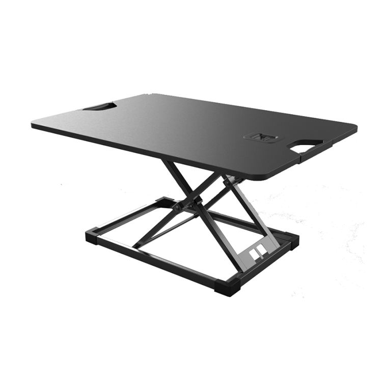 Factory price flexible laptop adjustable stand up desk for office