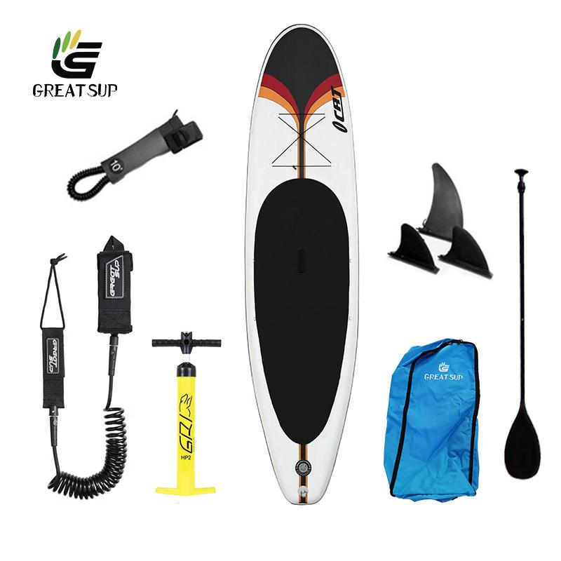 2019 Puro fatto a mano personalizza il grafico sup stand up paddle board gonfiabile paddle board sup paddle board