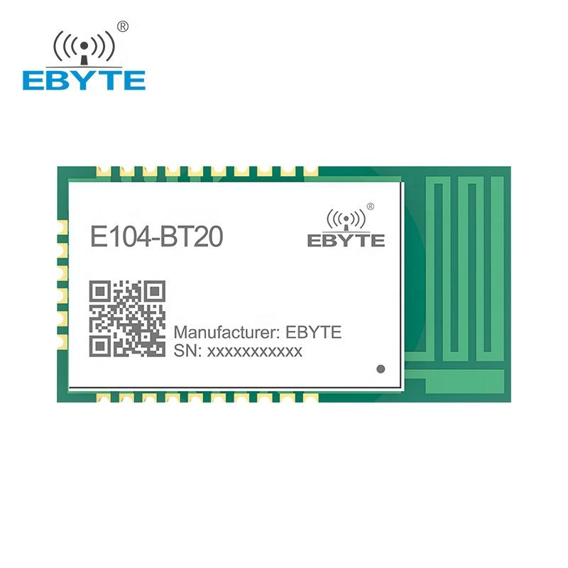 Ebyte E104-BT20 2,4 ГГц ISM GFSK BR EDR2.1 UART беспроводной bluetooth трансивер модуль bluetooth