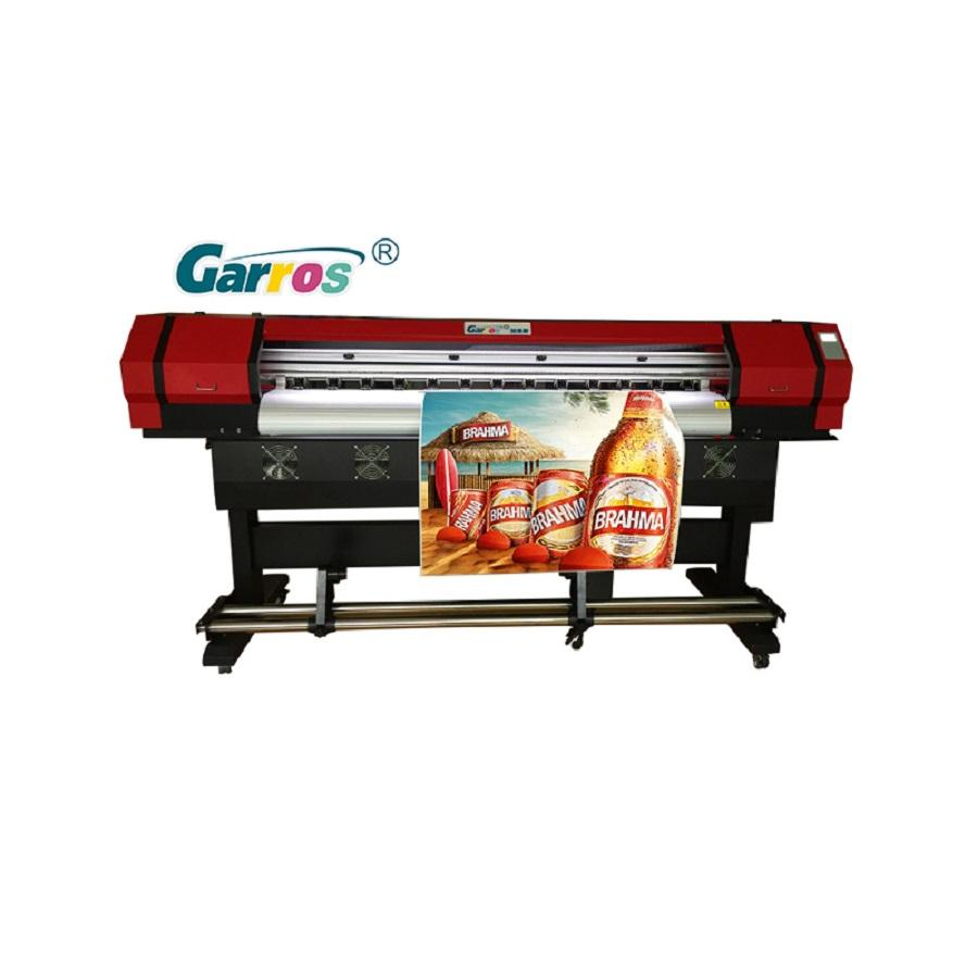 large format eco solvent ink vinyl printer and cutting plotter