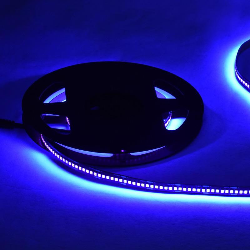 Alta Qualidade DC24V Tensão Constante SMD2835 Desinfecção UV 365nm LEVOU Luzes de Tira