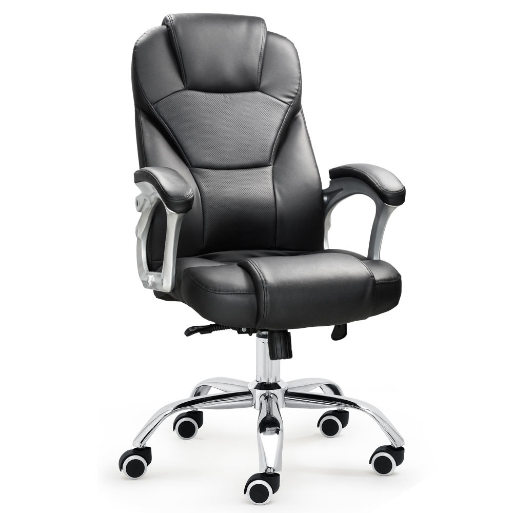 Executive computer table leather Chair item BF-089