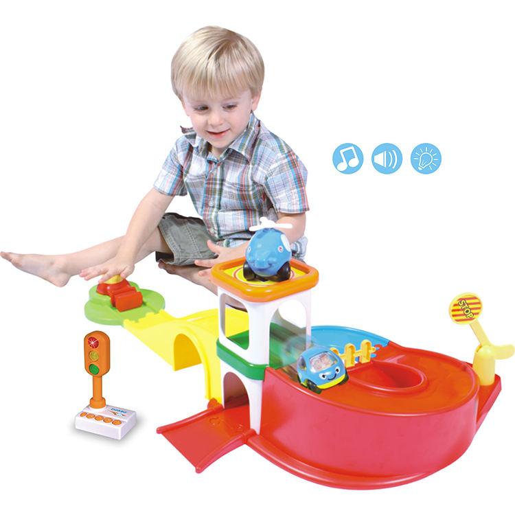 Горячая продажа новый дизайн пластиковые Детский пазл забавные вагон слот игрушки электронные строительные блоки, <span class=keywords><strong>игрушка</strong></span>