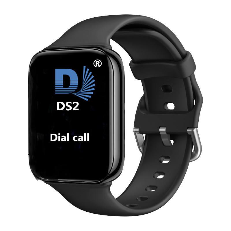 DS2 Astuto del telefono della vigilanza di prezzi bassi android <span class=keywords><strong>os</strong></span> funzione di chiamata per uomo donna smartwatches cuore